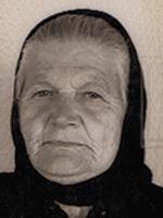 Milica Zovak rođ. Markotić