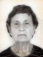 Vinka Alilović rođ. Pehar žena Blage